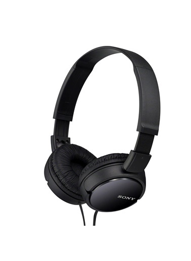Sony ZX110AP Kablolu Kulaküstü Kulaklık Siyah